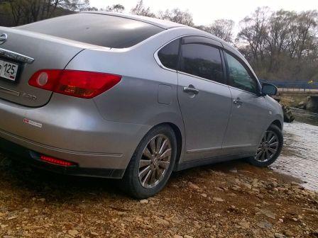 Nissan Bluebird Sylphy 2006 - отзыв владельца