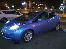 Nissan Leaf 2011 отзыв владельца | Дата публикации: 31.08.2017