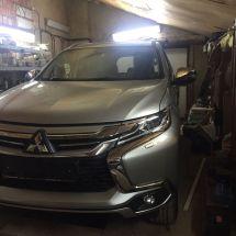 Отзыв о Mitsubishi Pajero Sport, 2017 отзыв владельца
