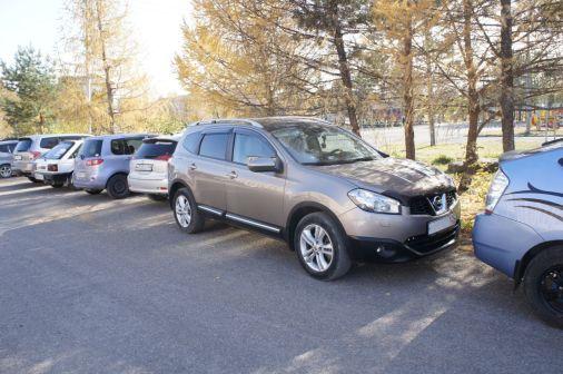 Nissan Qashqai+2 2012 - отзыв владельца