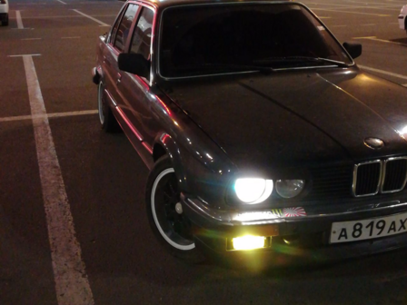 BMW 3-Series 1986 - отзыв владельца