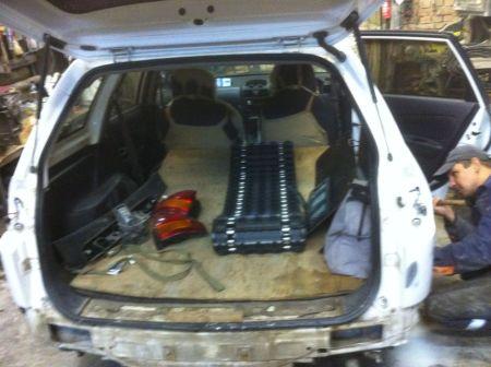 Nissan AD 2004 - отзыв владельца