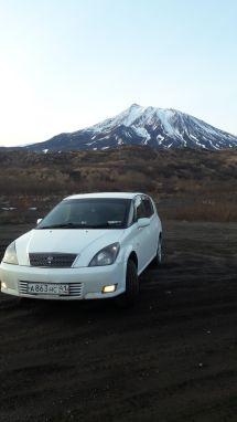 Toyota Opa, 2002
