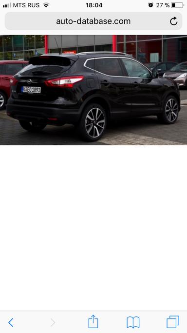 Nissan Qashqai 2015 отзыв автора | Дата публикации 06.11.2017.