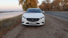 Mazda Mazda6, 2017