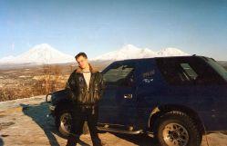 Isuzu MU, 1991
