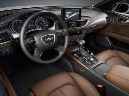 Audi A6 2012 - отзыв владельца