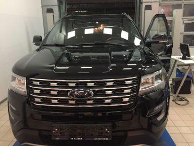 Ford Explorer, 0