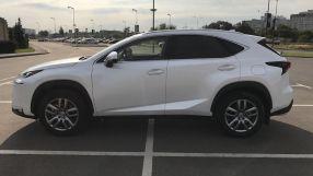 Lexus NX200t, 2017