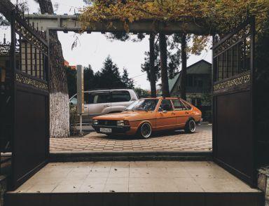 Volkswagen Passat, 1978