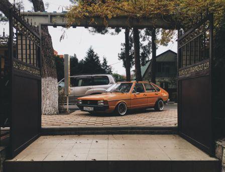 Volkswagen Passat 1978 - отзыв владельца