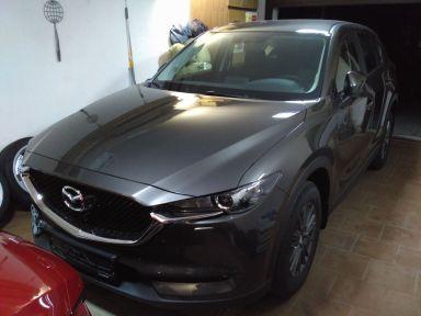 Mazda CX-5, 2017