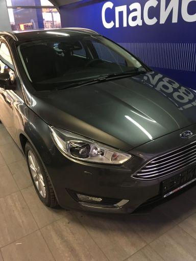 Ford Focus, 2017