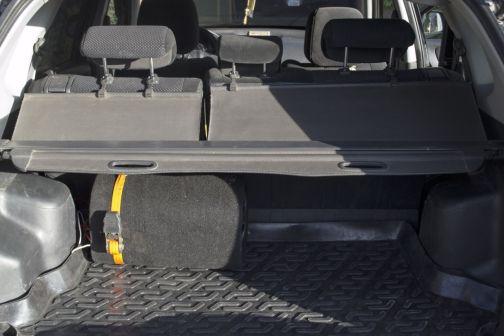 Hyundai Tucson 2008 - отзыв владельца