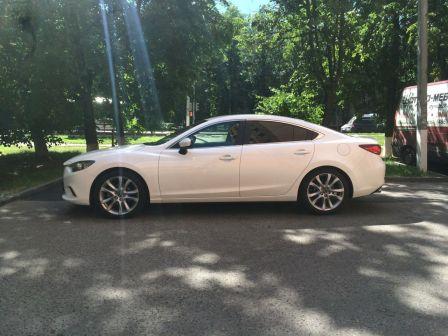 Mazda Mazda6 2014 - отзыв владельца