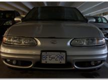 Oldsmobile Alero 2001 отзыв владельца | Дата публикации: 20.11.2017
