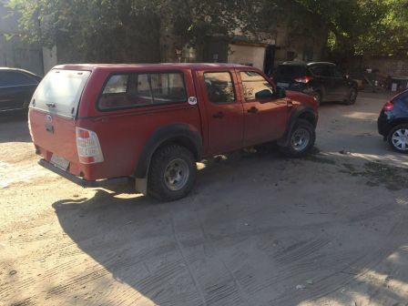 Ford Ranger 2011 - отзыв владельца