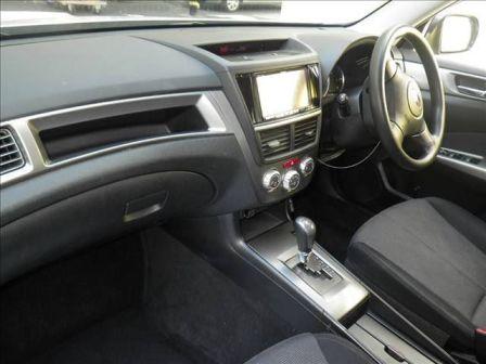 Subaru Exiga 2010 - отзыв владельца