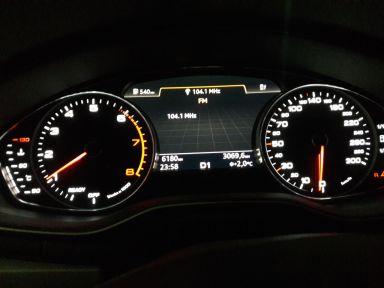 Audi A4 2017 отзыв автора | Дата публикации 23.11.2017.