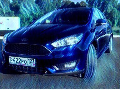 Ford Focus, 2016