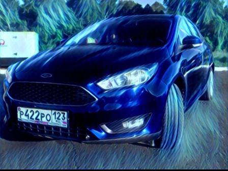 Ford Focus 2016 - отзыв владельца