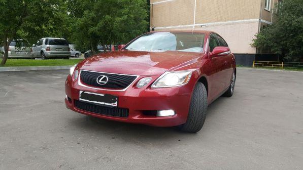 Lexus GS350 2007 - отзыв владельца