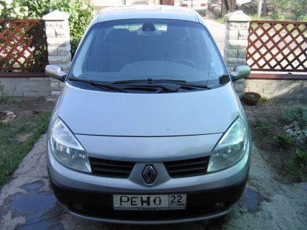 Renault Scenic 2003 - отзыв владельца