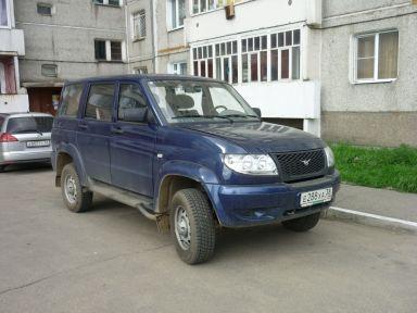 УАЗ Патриот, 2012