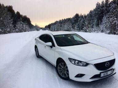 Mazda Mazda6, 2014