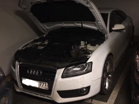 Audi A5 2011 - отзыв владельца