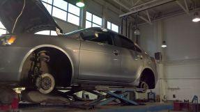 Mitsubishi Lancer, 2008
