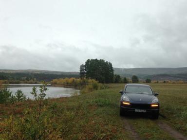 Porsche Cayenne 2012 отзыв автора | Дата публикации 03.10.2012.