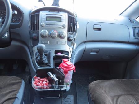 Hyundai H1 2014 - отзыв владельца