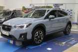 Subaru XV. COOL GREY KHAKI_СЕРО-ГОЛУБОЙ