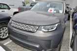 Land Rover Discovery. СЕРЫЙ (SILICON SILVER)