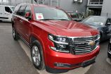 Chevrolet Tahoe. CRYSTAL RED TINTCOAT_КРАСНЫЙ (89U)