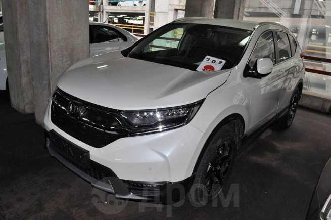 Honda CR-V, 2018 год, 2 435 000 руб.