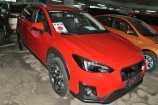 Subaru XV. PURE RED_КРАСНЫЙ
