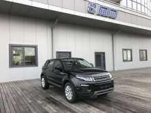 Land Rover Range Rover Evoque, 2017 г., Челябинск