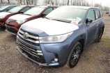 Toyota Highlander. СЕРО-ГОЛУБОЙ МЕТАЛЛИК (8V5)