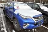 Toyota Fortuner. ТЕМНО-СИНИЙ МЕТАЛЛИК (221)