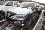Toyota Fortuner. ПЕПЕЛЬНО-СЕРЫЙ (1G3)