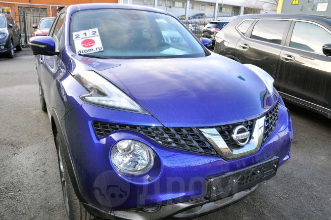 Nissan Juke, 2018 год, 1 145 000 руб.
