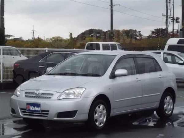 Toyota Allex, 2006 год, 180 000 руб.