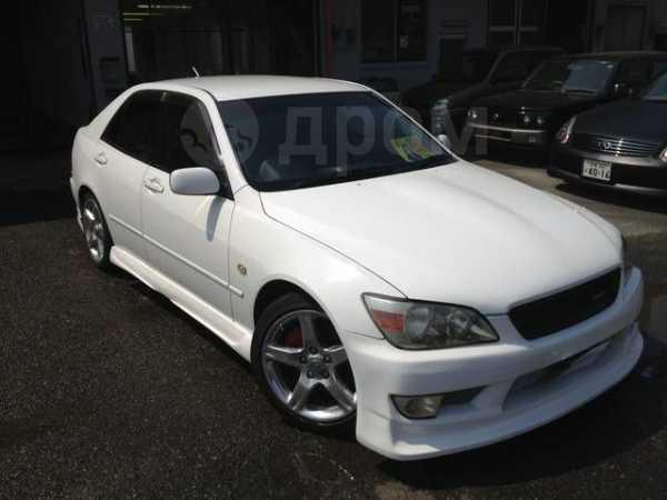 Toyota Altezza, 2001 год, 150 000 руб.