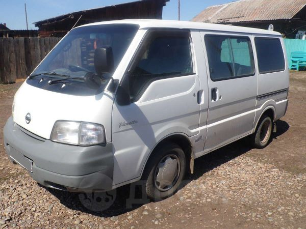 Nissan Vanette, 2002 год, 210 000 руб.