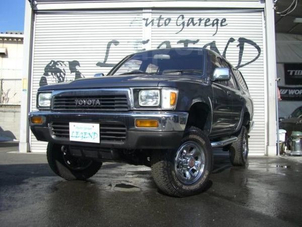 Toyota Hilux Surf, 1991 год, 260 000 руб.