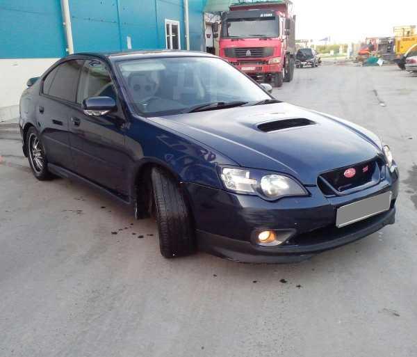 Subaru Legacy B4, 2004 год, 600 000 руб.