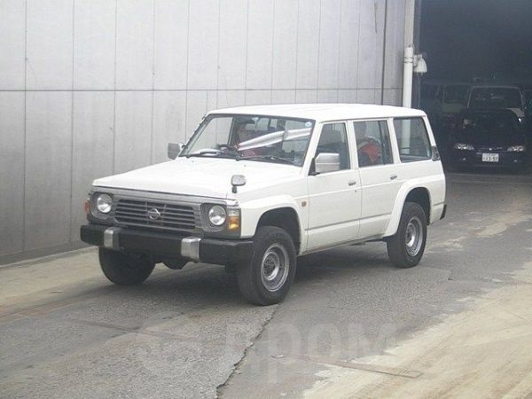 Nissan Safari, 1993 год, 606 750 руб.