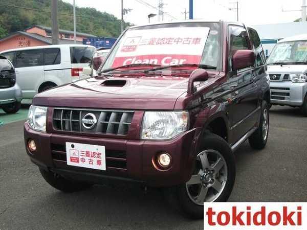 Nissan Kix, 2012 год, 500 000 руб.
